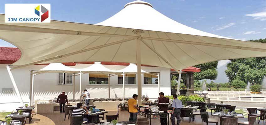 Jual Tenda Cafe di Depok